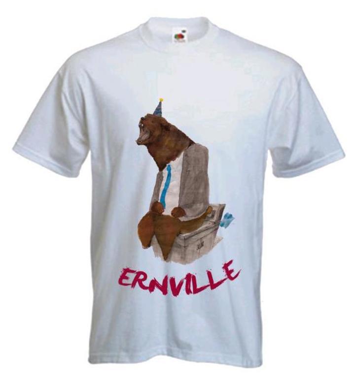 Ernville Tour Dates