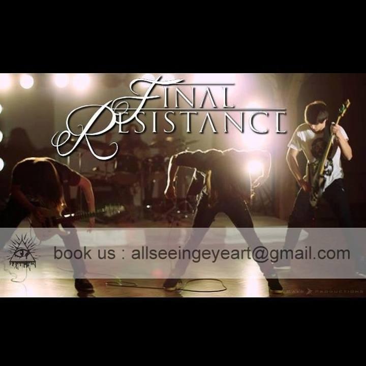 Final Resistance Tour Dates