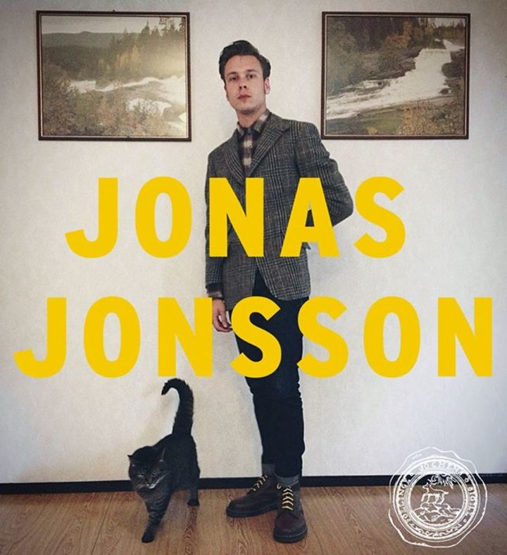 Jonas Jonsson Tour Dates