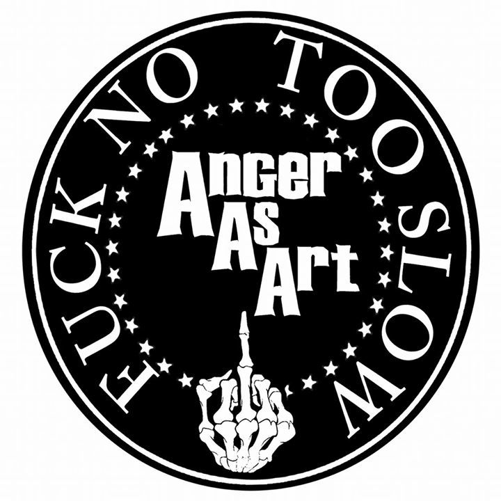 Anger as Art Tour Dates