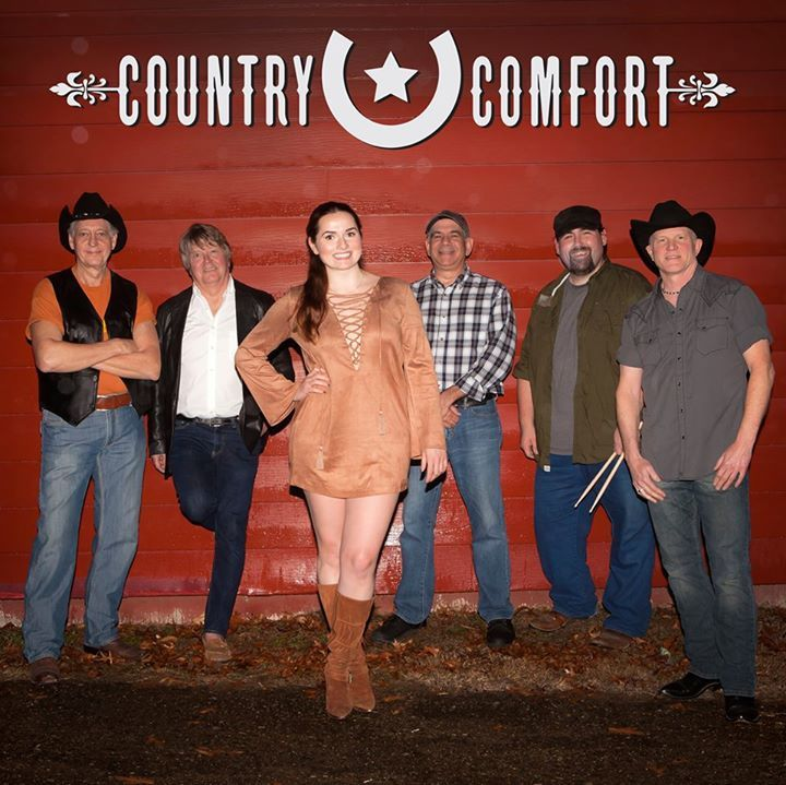 Country Comfort Tour Dates
