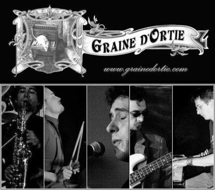 Graine d'Ortie Tour Dates