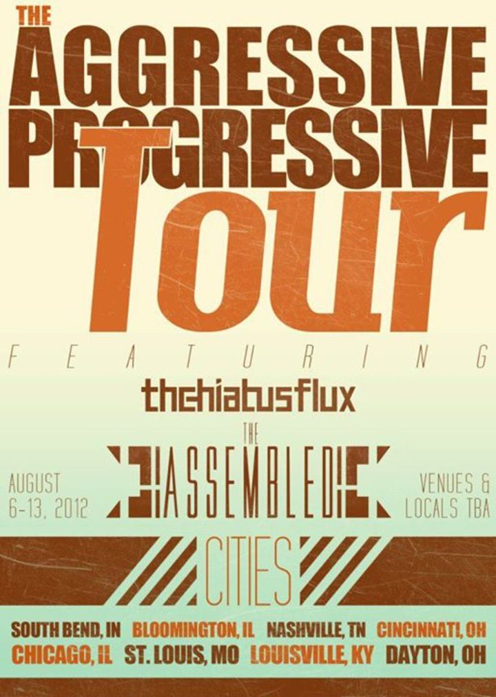 The Hiatus Flux Tour Dates