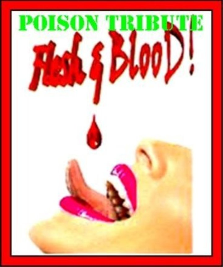 Flesh 'N Blood- The Ultimate Poison Tribute Tour Dates