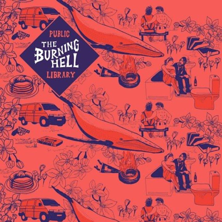 The Burning Hell @ The Ramsgate Music Hall - Ramsgate, United Kingdom