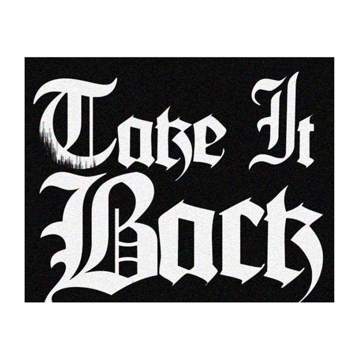 Take It Back! Tour Dates