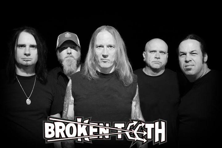 Broken Teeth Tour Dates