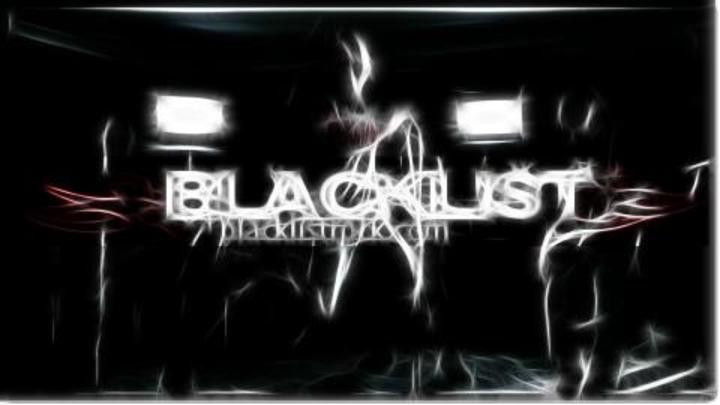 Blacklist Tour Dates