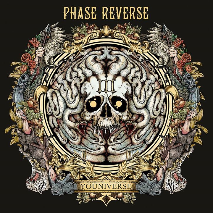 PHASE REVERSE Official page Tour Dates