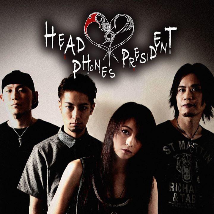 HEAD PHONES PRESIDENT Tour Dates