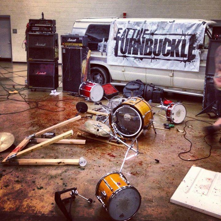 EAT THE TURNBUCKLE Tour Dates