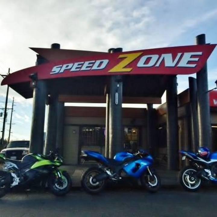 Speed Zone Tour Dates