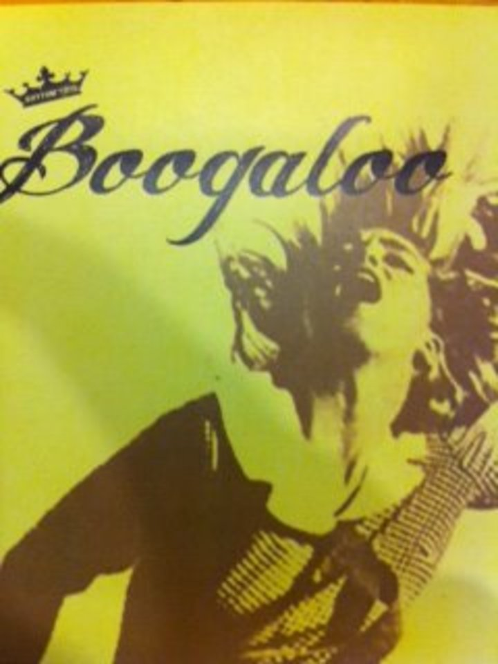 Boogaloo Groove Tour Dates