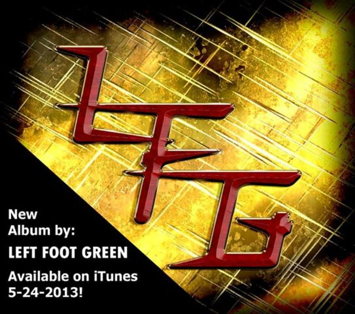 Left Foot Green Tour Dates