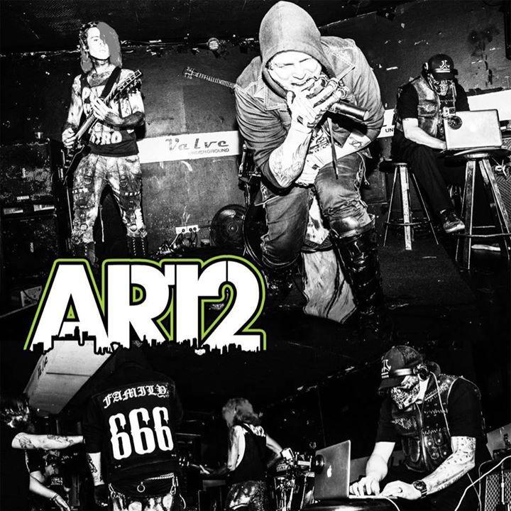 AR12 Tour Dates