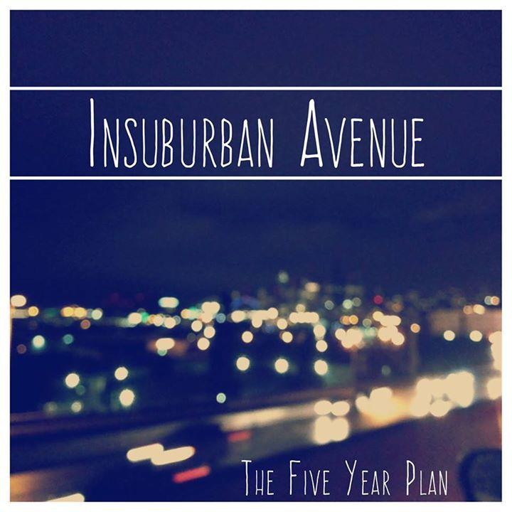 Insuburban Avenue Tour Dates