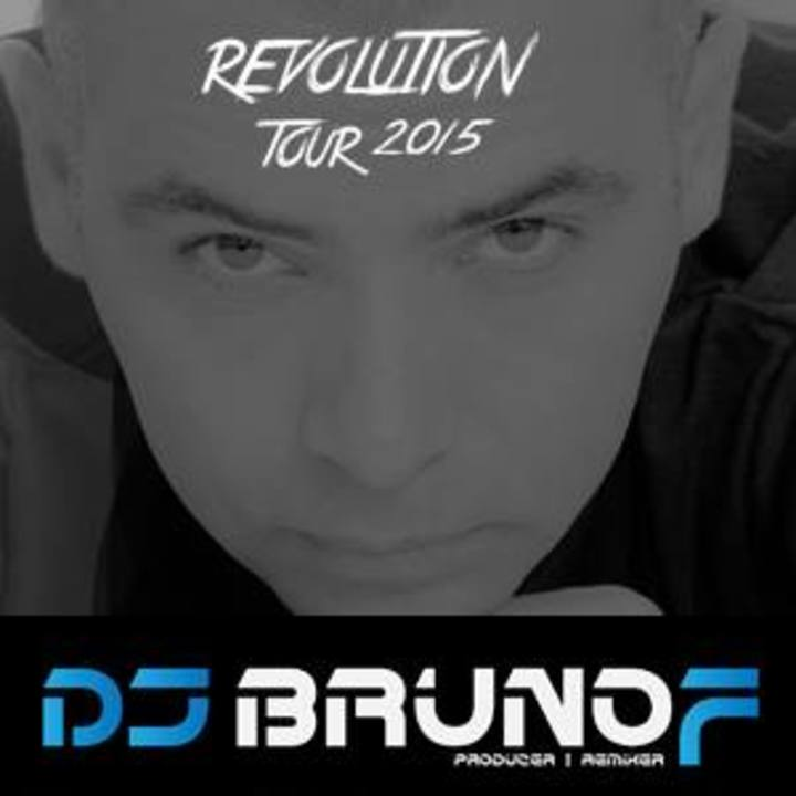 Dj Bruno F Tour Dates