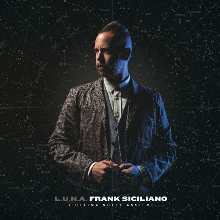 Frank Siciliano Tour Dates