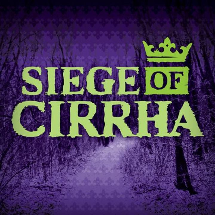 Siege of Cirrha Tour Dates
