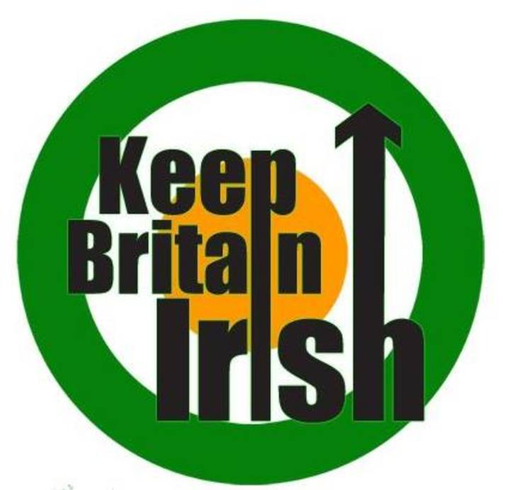 Keep Britain Irish Tour Dates