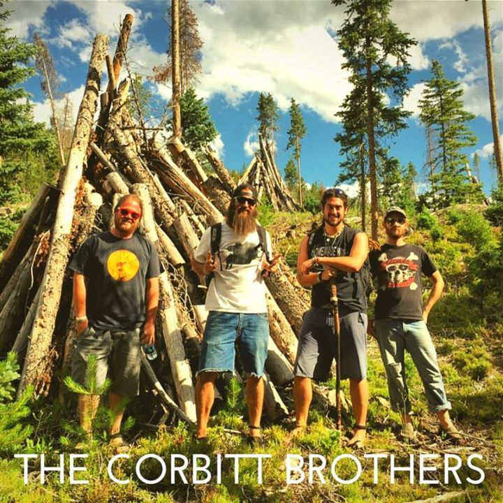 The Corbitt Brothers Band Tour Dates