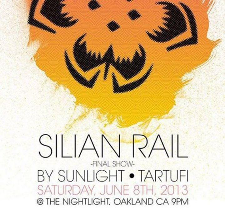 Silian Rail Tour Dates