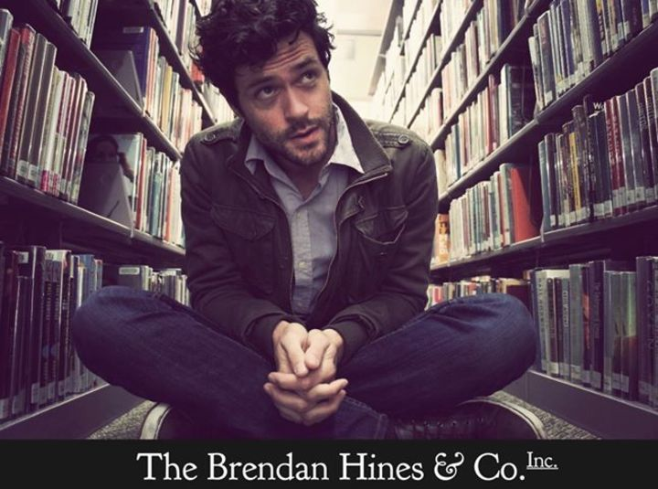 The Brendan Hines Tour Dates