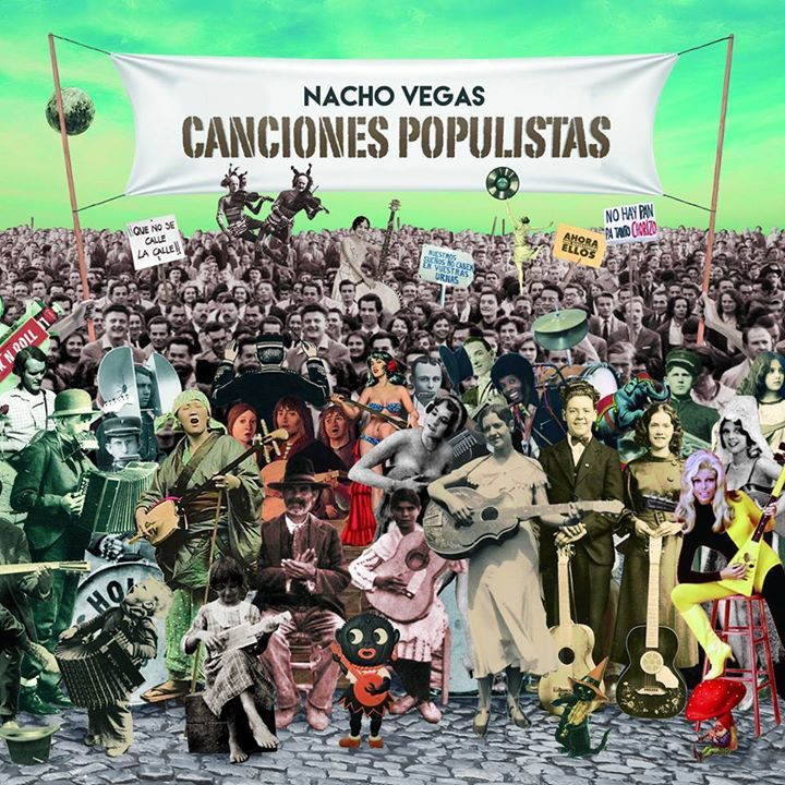 Nacho Vegas - Oficial Tour Dates
