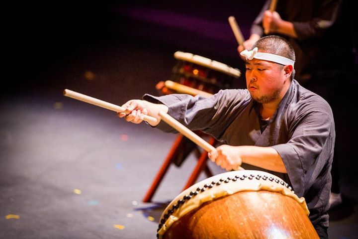 Ho Etsu Taiko Tour Dates