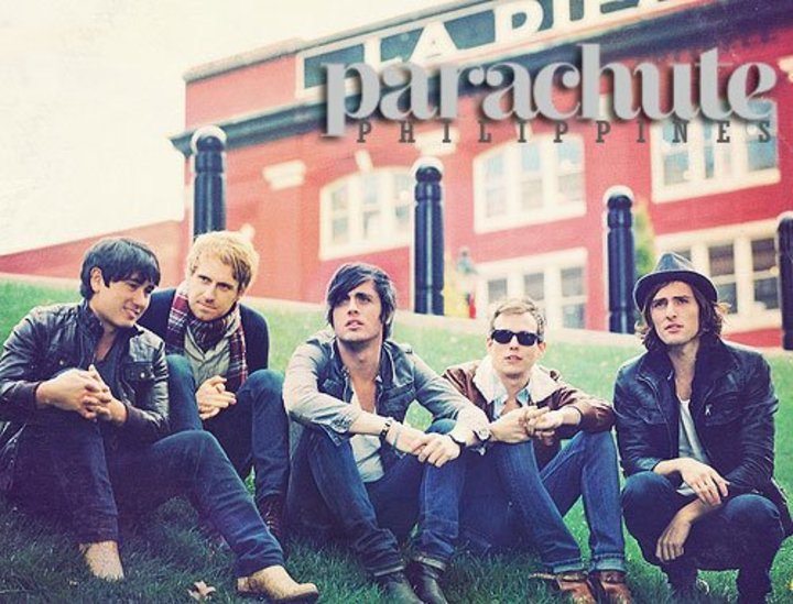 Parachute Philippines Tour Dates