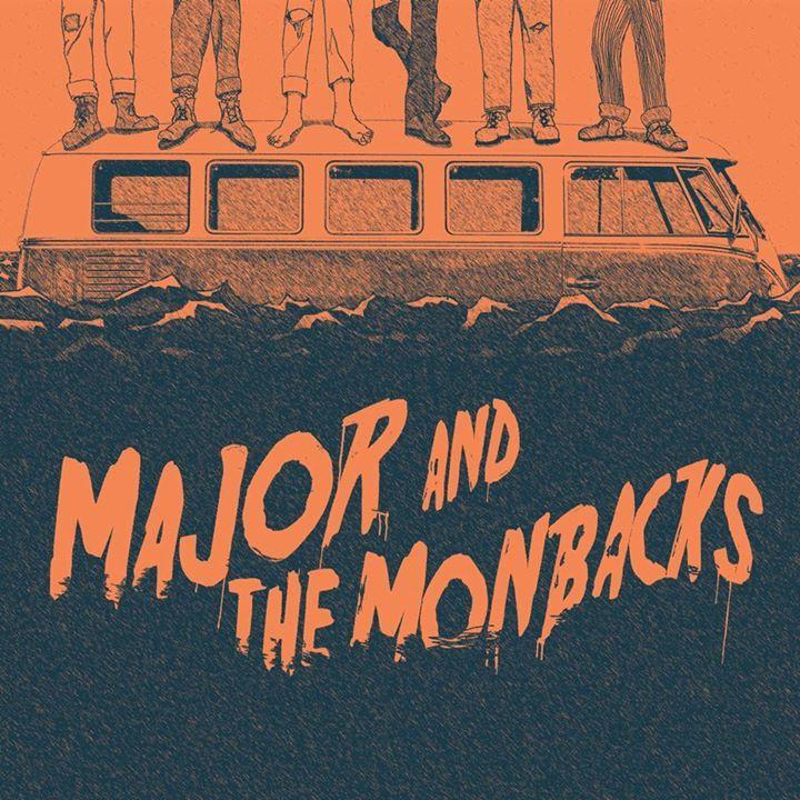Major And The Monbacks Tour Dates