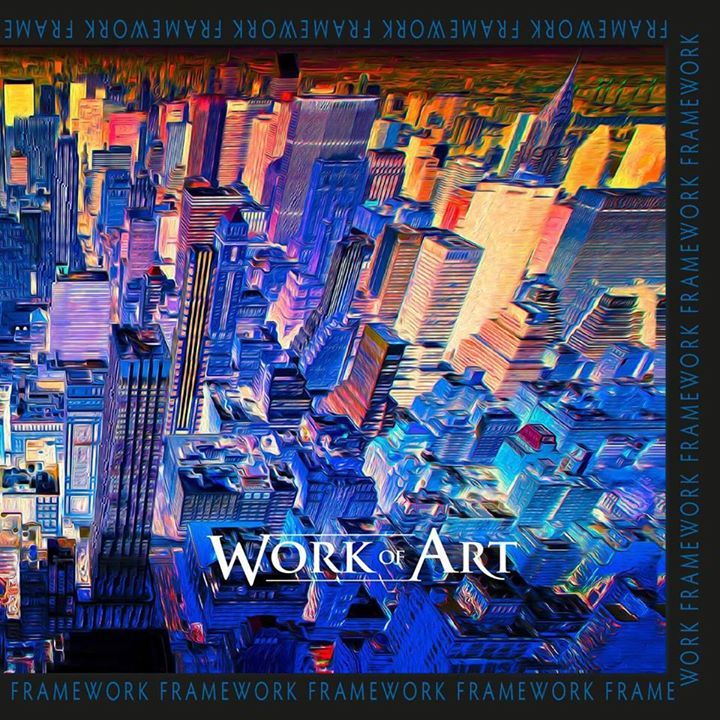 Work of Art Tour Dates