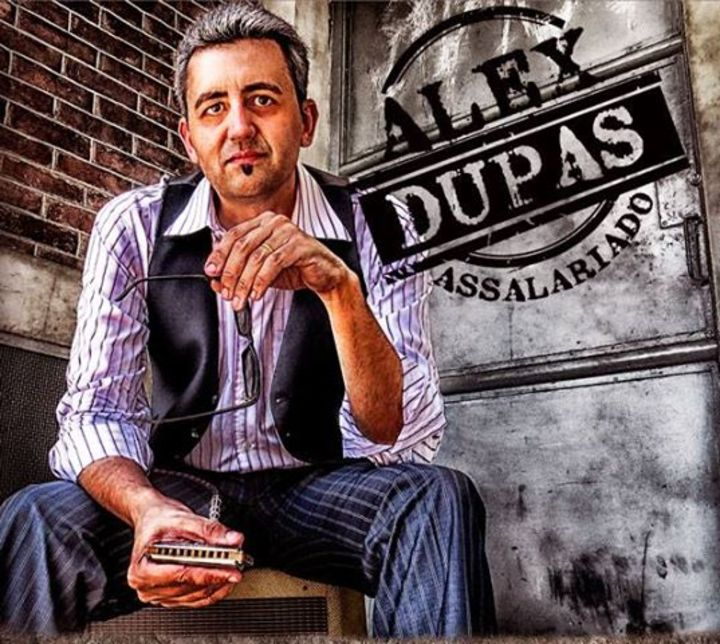 Alex Dupas Blues Project Tour Dates