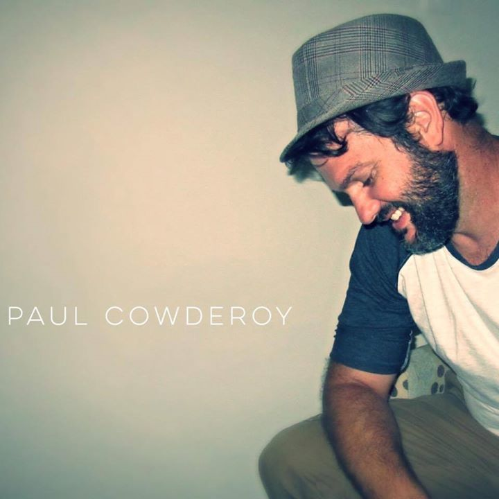 Paul Cowderoy Tour Dates