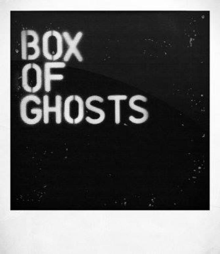 Box of Ghosts Tour Dates