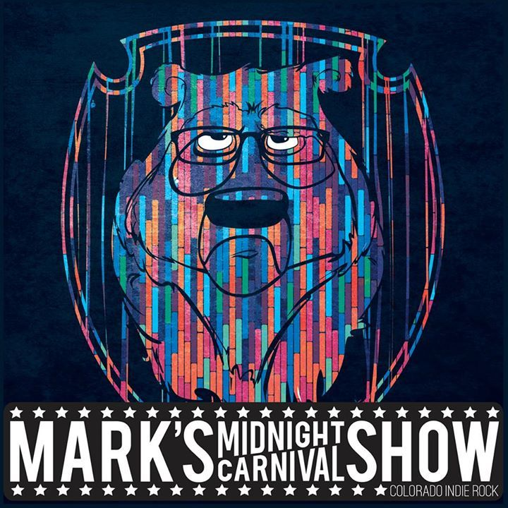 Mark's Midnight Carnival Show Tour Dates