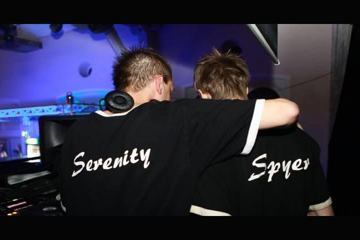 Serenity&Spyer Tour Dates