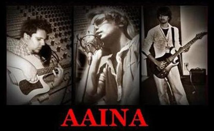 Aaina The Band Tour Dates