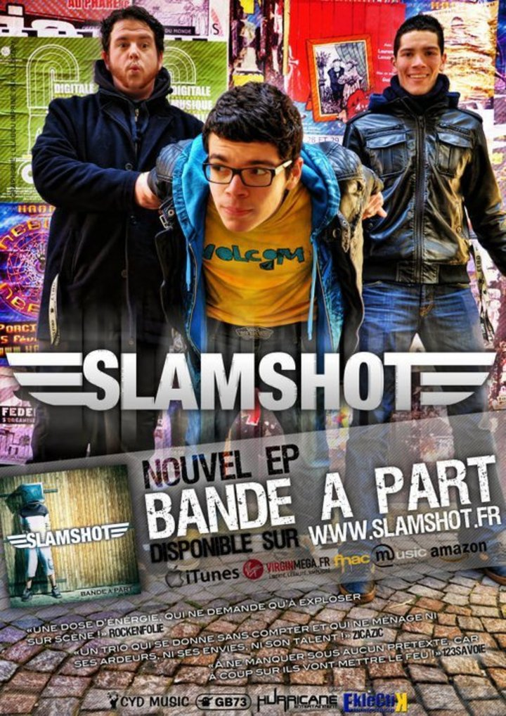 SLAM-SHOT Tour Dates