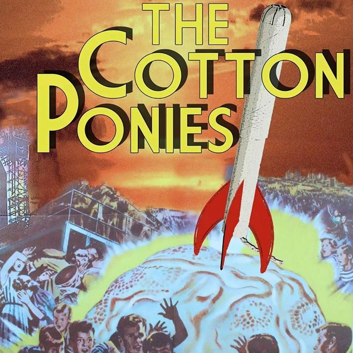 The Cotton Ponies Tour Dates