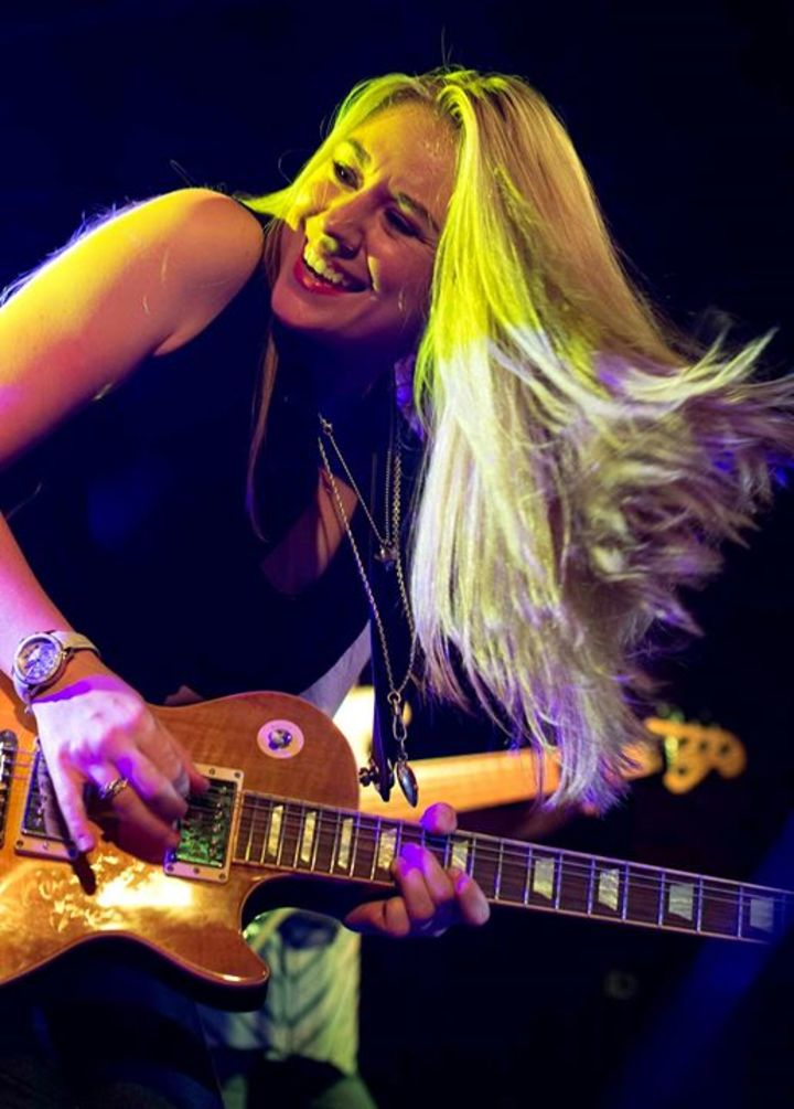Joanne Shaw Taylor @ Waterfront - Norwich, United Kingdom