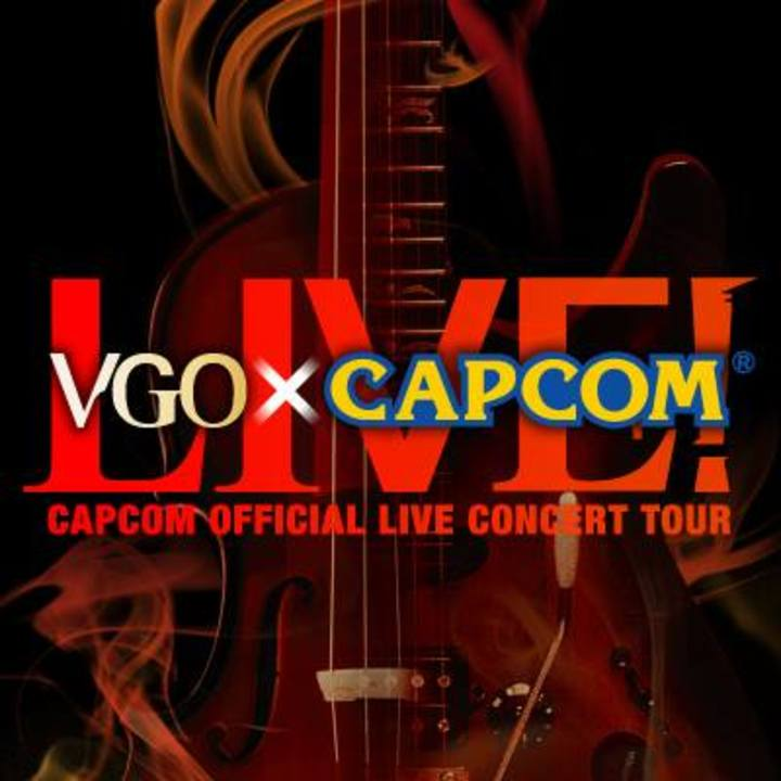 VGO - Video Game Orchestra Tour Dates
