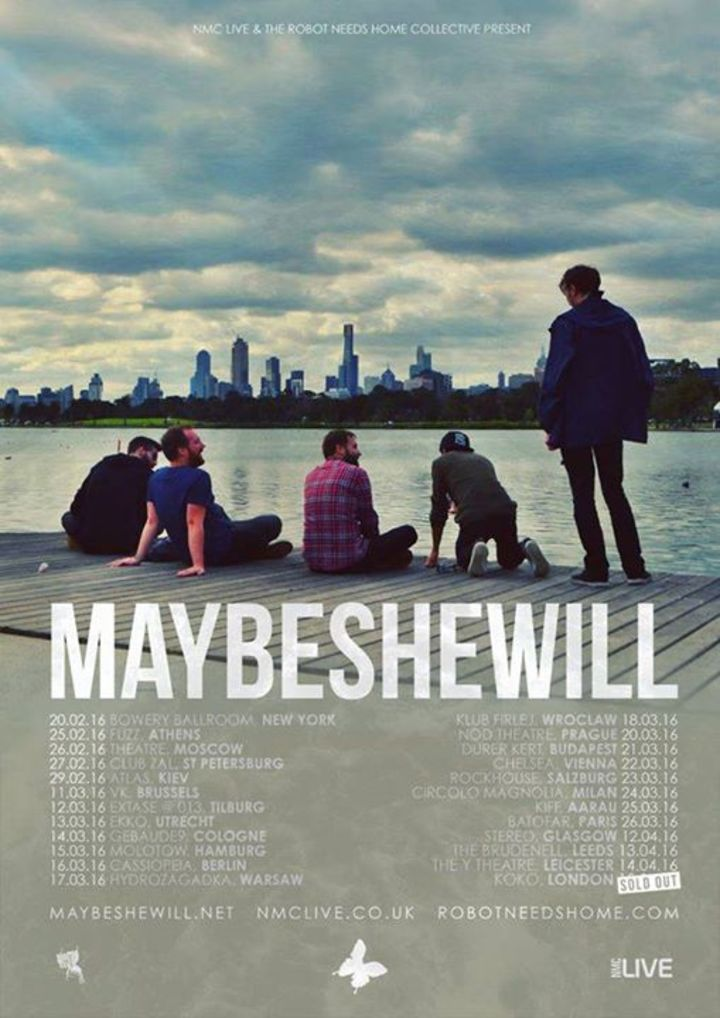 Maybeshewill Tour Dates