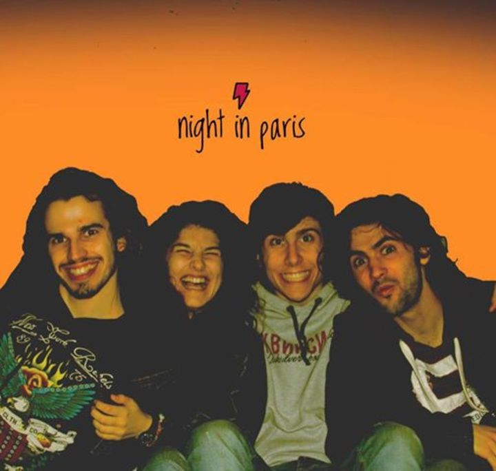 Night in Paris Tour Dates