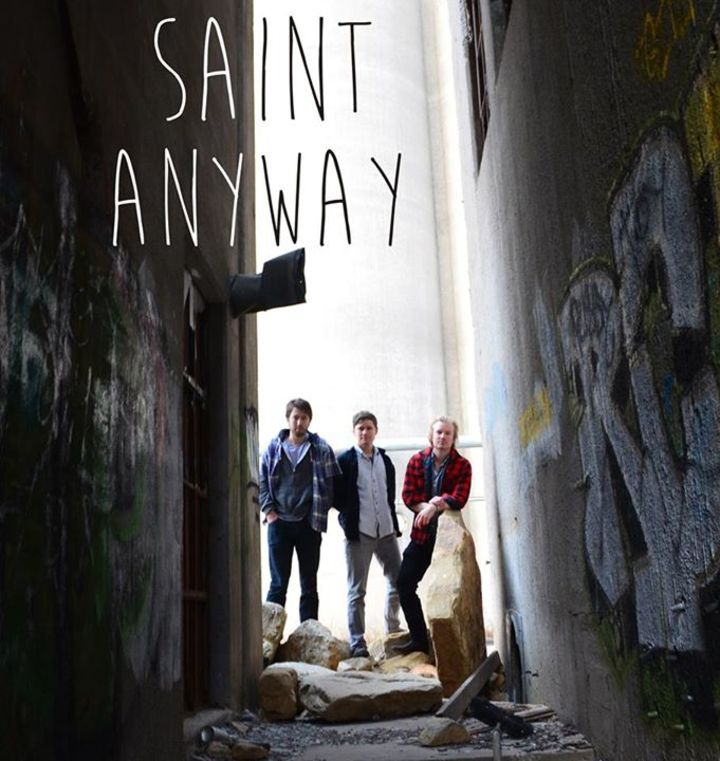 Saint Anyway Tour Dates