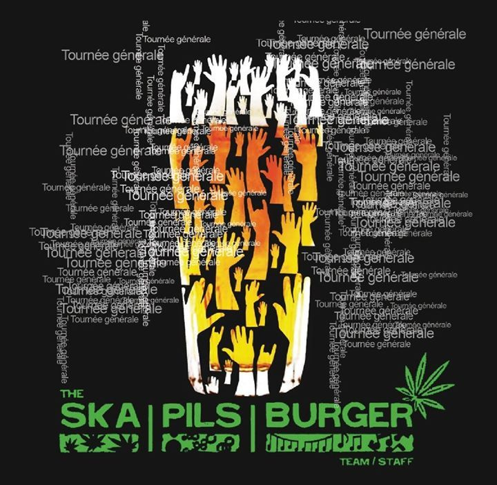 SkaPilsBurger Tour Dates