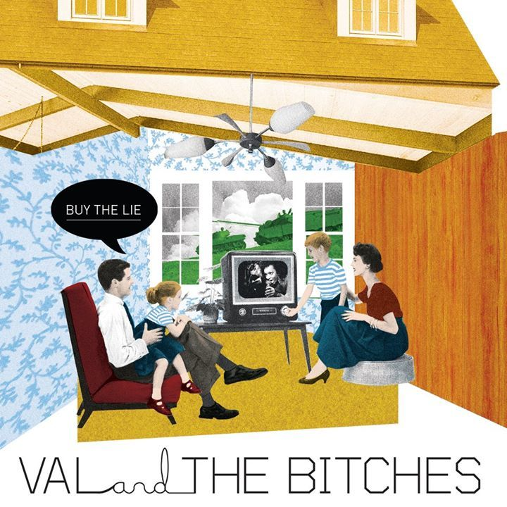 Val and the Bitches Tour Dates