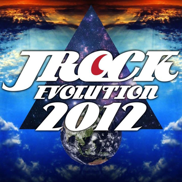 Jrock Evolution Tour Dates