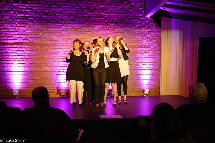 Female Affairs- A Cappella Tour Dates
