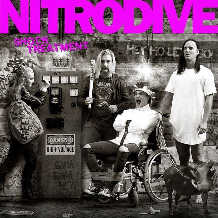 NitroDive Tour Dates